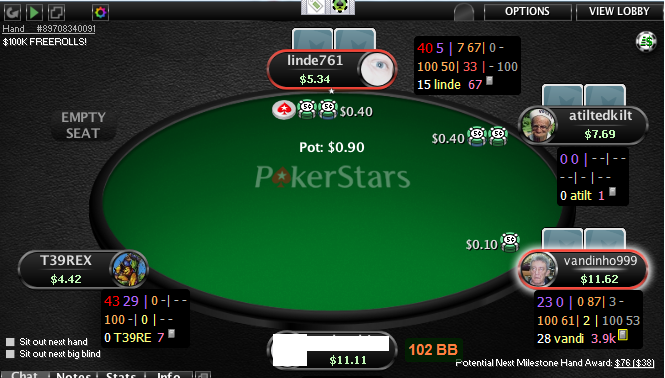 View Topic Live Bb Stack Pokertracker