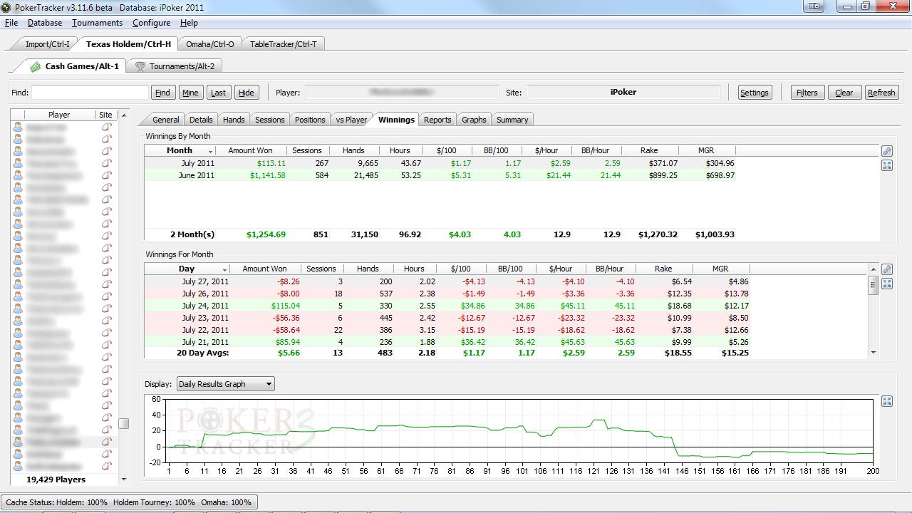 poker player stats tracker free