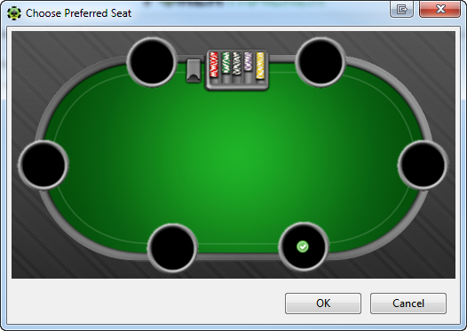 PokerStars Preferred Seat