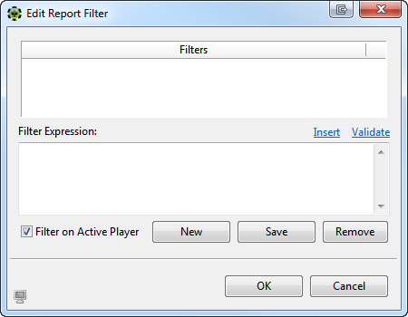 Creating Advanced Poker Filters