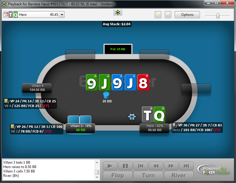 Preview of EducaPoker Theme