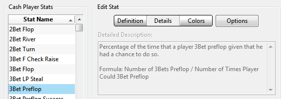 stat details in pokertracker4