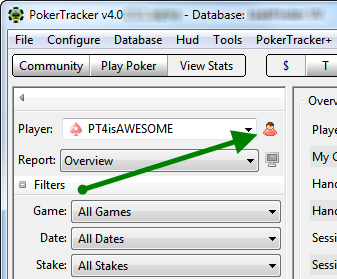 Create An Alias In Poker Tracker 4