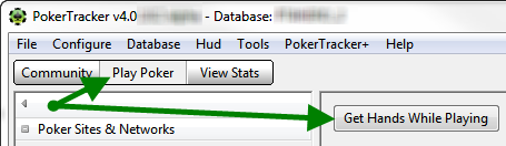 Auto Import In PokerTracker 4